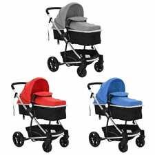 vidaXL Kinderwagen 2in1 Buggy Babywagen Babyjogger Sportwagen  mehrere Auswahl