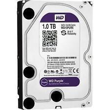 """Western Digital Purple 1 TB 3.5"""" Internal Bare Hard Drive WD10PURX"""