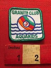 Granite Club Aquakids Swim Patch ~ Aqua Kids 60Y1