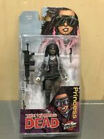 Mcfarlane Toys Skybound Excl. Walking Dead B/W Version Princess Action Figure