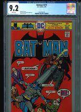 Batman #273 CGC 9.2 (1976) White Pages