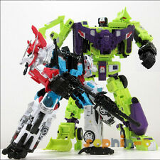 Transformed Defensor Bruticus Superion Devastator Combiner Wars 30cm Figures