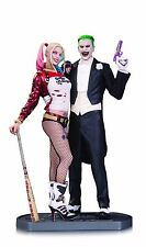 SUICIDE SQUAD MOVIE JOKER & HARLEY QUINN STATUE DC COMICS