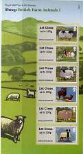 GB 2012 POST & GO SHEEP PRESENTATION PACK DALESBRED 1st