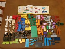 Lego Classic Creative lot of 4 sets: 10696,10715,10707,10708 - missing pieces