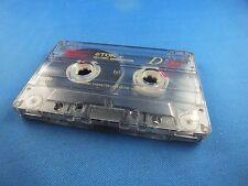 TDK D 60 SUPER Überraschung  CASSETTE 1992-1995 UNBESCHRIFTET Audio-Cassette TOP
