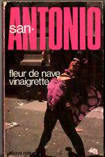 SAN-ANTONIO n°10 ¤ FLEUR DE NAVE VINAIGRETTE ¤ 20/03/1981 F2