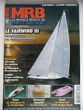 MRB - Modèle Réduit de Bateau #540 (REVUE) Le Fairwind III,Schlepper,Fischkutter