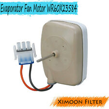 Ximoon Fridge Evaporator Fan Motor for GE WR60X10072,WR60X10046,WR60X10346