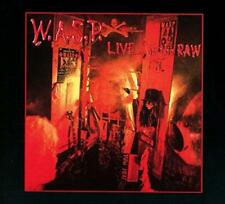 W.A.S.P. - Live In The Raw - Reissue (NEW CD)