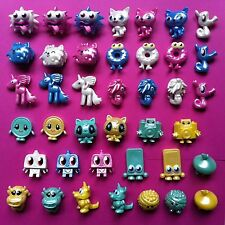 MOSHI MONSTERS Series 1 2 3 ☆ ULTRA RARE Full Set Easter Pearl Iggy Oddie Nipper