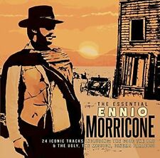 The Essential Ennio Morricone Various Artists Audio CD