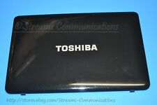 "TOSHIBA Satellite L655 L655D 15.6"" Laptop LCD Back cover + Web Camera + Antenna"