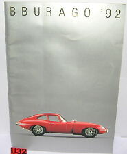 BURAGO CATALOGO EDICION 1992   48  PAGINAS  EXCELENTE CONDICION