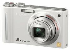 Panasonic Digital Camera Lumix Zx1 White Dmc-Zx1-W