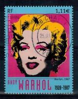 (a42) timbre France n° 3628 oblitéré année 2003