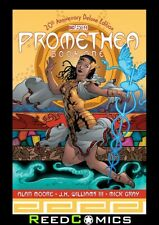 PROMETHEA 20TH ANNIVERSARY DELUXE EDITION VOLUME 1 HARDCOVER Collects #1-12