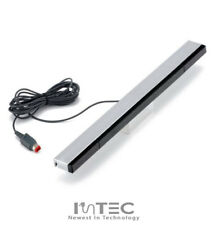 New - Nintendo Wii & Wii U Replacement Wired Infrared LED Motion Sensor Bar