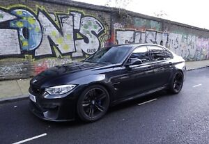 BMW M3 F80, 2014, DCT, excellent service history and condition thoughout