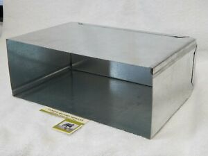 Jeep CJ5 METAL Glove Box. Made in USA! Kaiser Willys CJ-5. 1955 to 1971.