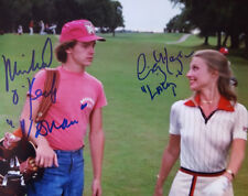 MICHAEL O'KEEFE & CINDY MORGAN signed CADDYSHACK 8x10 PHOTO