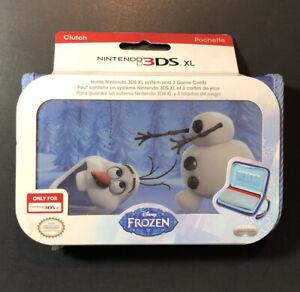 Official Nintendo 3DS XL Carrying Bag [ Disney Frozen Edition ] NEW