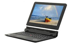 "Lenovo ThinkPad Helix 2-in-1 11.6"" 4GB 256GB SSD Tablet Laptop  Windows 10 Pro"