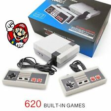Classic Mini Game Consoles System 620 TV Video Retro Game Dual Control Player