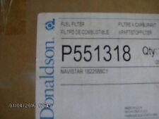 Donaldson FUEL filter P551318 NAVISTAR