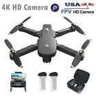 Holy Stone HS175D RC Drone with 4K Camera Brushless Quadcopter GPS Mins Fly+Case