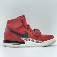 Nike Air Jordan Legacy 312 Youth's Size 6Y  High Top Basketball Shoes Red Black