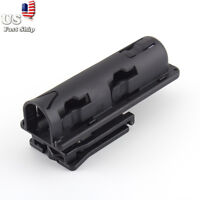 Baton Holder Expandable Plastic Swivelling Baton Case Telescopic Holster US ship