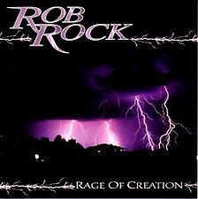 Rob Rock-Rage Of Creation-2000 Massacre Records CD New