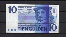 PAYS BAS NETHERLANDS billet de 10 Gulden du 25/04/1968 NEUF PK N° 91b UNC