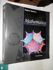 MATHEMATICA A System for Doing Mathematics by Computer Wolfram Wesley 1991 libro