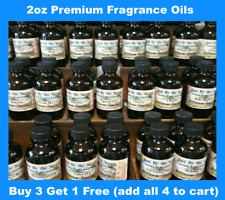 Fragrance Oils - 2 oz (59ml) Premium Aromatherapy Oils By Burn My Candle