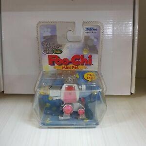 Hasbro Wind up Poo-Chi Mini Pets- Robo-Chi Pets - 59740 - 2000 tiger Electronics