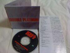 KISS / double platinum  / JAPAN LTD mini LP CD pt.2