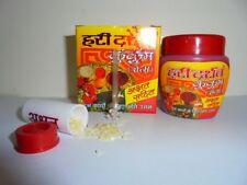 40g Pure Haridarshan Kumkum Paste wit saffron Diwali Navratri Hindu Puja Roli OM