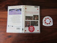 RED HOT CHILI PEPPERS  LIVE AT SLANE CASTLE       ---  CONCERT  UMD     pour PSP
