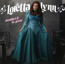 LORETTA LYNN - WOULDN'T IT BE GREAT   CD NEU