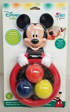 The First Years Disney Baby Mickey Mouse Shoot and Store Bath Toy