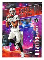 2018 Panini Prestige STARS OF THE NFL #ST-AC AMARI COOPER Oakland Raiders