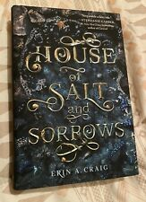 House of Salt and Sorrows by Craig, Erin A. HC