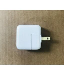 Genuine Apple 10W USB Power Adapter A1357 with US Duckhead - As seen in Picture!
