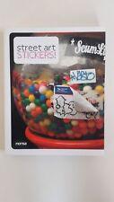 STREET ART STICKERS! + PARIS POSTER GUIDE English