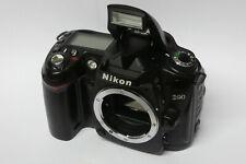 Nikon D90 Gehäuse ( ohne Objektiv ) gebraucht 88460 Auslösungen D 90 Body