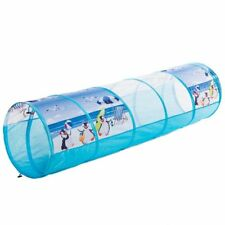 Sommer Pinguine Krabbeltunnel Spieltunnel 180 X 48 Cm
