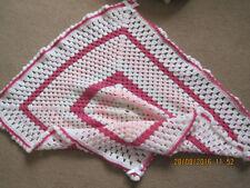 Girls' Wool Blend Cot Nursery Blankets & Throws