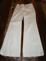 """CITIZENS OF HUMANITY Women's Jeans Flare Bootcut White - Size 26 Inseam: 33.5"""""""
